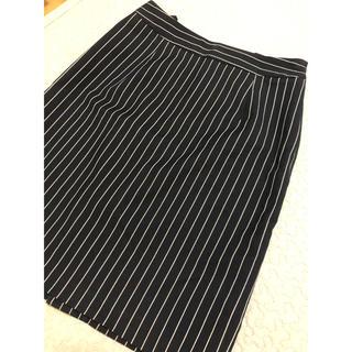 ナチュラルビューティーベーシック(NATURAL BEAUTY BASIC)のタイトスカート(ひざ丈スカート)