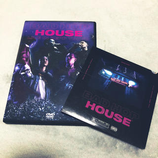 BREATH - BADHOP HOUSE CD&DVD