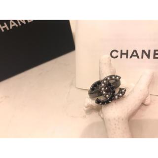 CHANEL - ★CHANEL★  刻印あり シャネル 指輪 リング