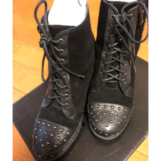 ANNA SUI - 引っ越しの都合で今月までの販売ブーツ