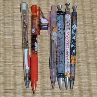 サンリオ(サンリオ)のキャラクターシャーペン まとめて 9本セット マイメロディ、ラスカル、キティ他(ペン/マーカー)