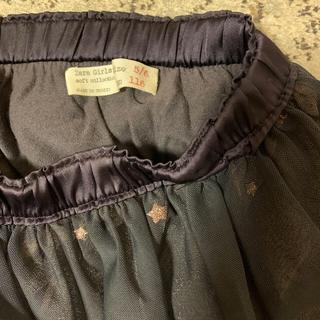 ZARA KIDS - ZARA girls ザラ ガール キッズ スカート 116 5〜6歳