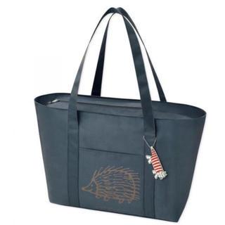 リサラーソン(Lisa Larson)のリサラーソン ハリネズミのビッグバッグ マイキーのチャーム(トートバッグ)