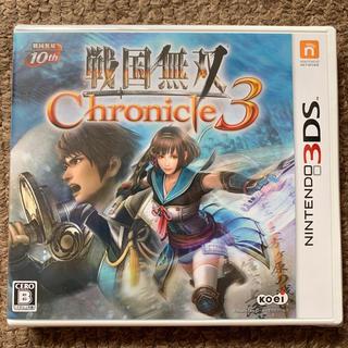 ニンテンドー3DS - 戦国無双 Chronicle 3 通常版