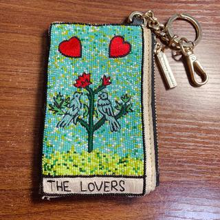 アリスアンドオリビア(Alice+Olivia)のAlice olivia ポーチ コイン財布(ポーチ)