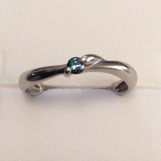 お値下げ PT ダイヤモンドリング (リング(指輪))