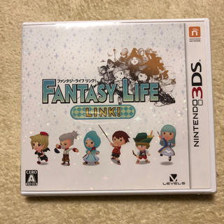 ニンテンドー3DS - ファンタジーライフ LINK!