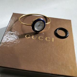 Gucci - GUCCI チェンジベゼル 時計 レディース