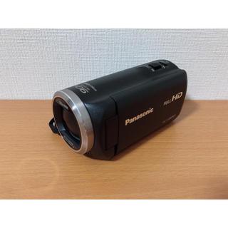 Panasonic - ほぼ新品 Panasonic HC-V480MS-K フルHD ビデオカメラ 黒
