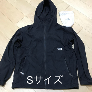THE NORTH FACE - THE NORTH FACE/ノースフェイス コンパクトジャケット 黒 Sサイズ