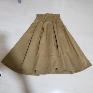 フレイアイディー(FRAY I.D)のFRAY.I.D×Dickies コラボスカート(ひざ丈スカート)
