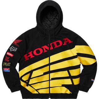 Supreme - Supreme Honda Puffy Zip Up Jacket 黒 M