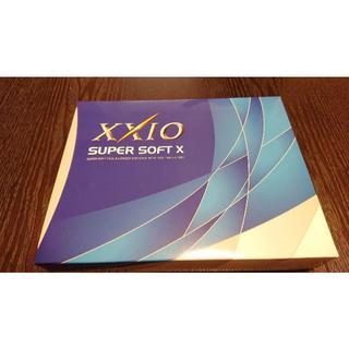 ダンロップ(DUNLOP)のDUNLOP(ダンロップ) XXIO SUPER SOFT X ボールギフト(その他)