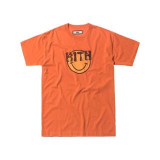 シュプリーム(Supreme)のKITH MONDAY PROGRAM Cheeky Tee Orange(Tシャツ/カットソー(半袖/袖なし))