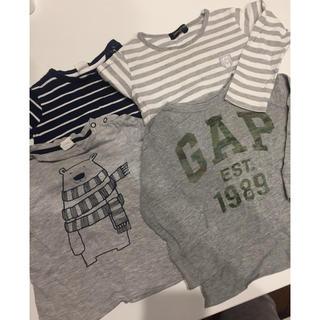 ベビーギャップ(babyGAP)のgap H&M コムサ ロンT(シャツ/カットソー)