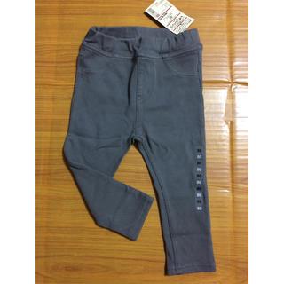 ムジルシリョウヒン(MUJI (無印良品))のレギンスパンツ 80(パンツ)