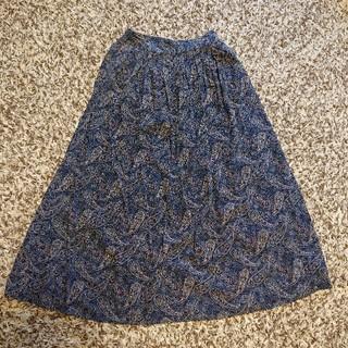 サマンサモスモス(SM2)のルノンキュール ロングスカート(ロングスカート)
