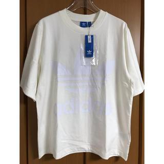 アディダス(adidas)のアディダス オリジナルス    ビッグロゴ Tシャツ(Tシャツ/カットソー(半袖/袖なし))
