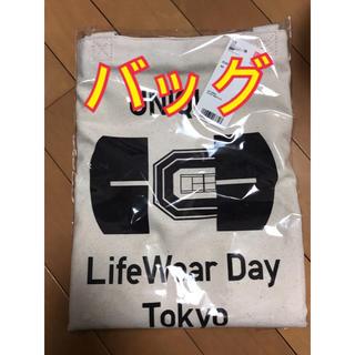 UNIQLO - UNIQLO Lifewear Day Tokyo  限定記念トートバッグ