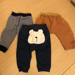 ベビーギャップ(babyGAP)のbaby秋冬ボトムス 6-12month(パンツ)