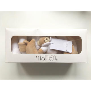 familiar - 新品 ナナン nanan Tato スパイラル  ホワイト