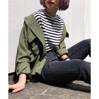 PAGEBOY - 【未使用】ページボーイ ミリタリーBIGシャツジャケット