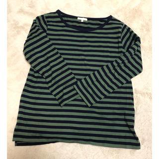 スタディオクリップ(STUDIO CLIP)のスタディオクリップ    ボーダーロンT(Tシャツ(長袖/七分))
