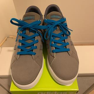 アディダス(adidas)の新品未使用 adidas スニーカーdaily vulc ot G52989(スニーカー)