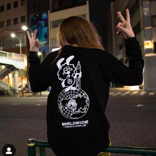 GDC - Girls Don't Cry Syd  コラボロングTシャツ
