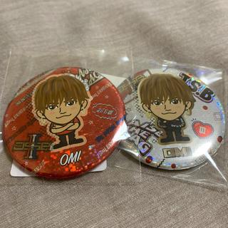 三代目 J Soul Brothers - 登坂広臣缶バッジセット