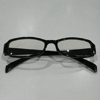 新品 PCメガネ ブラック【限定 現品限り】本日限定値下げ4444→2222