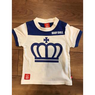 ベビードール(BABYDOLL)のBABYDOLL Tシャツ サイズ80(Tシャツ)