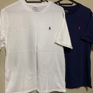ポロラルフローレン(POLO RALPH LAUREN)のPolo Ralph Lauren ポロ ラルフローレン tシャツ 胸ロゴ(Tシャツ/カットソー(半袖/袖なし))