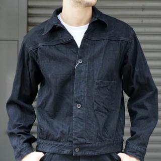 COMOLI - comoli 19aw デニムジャケット black size2