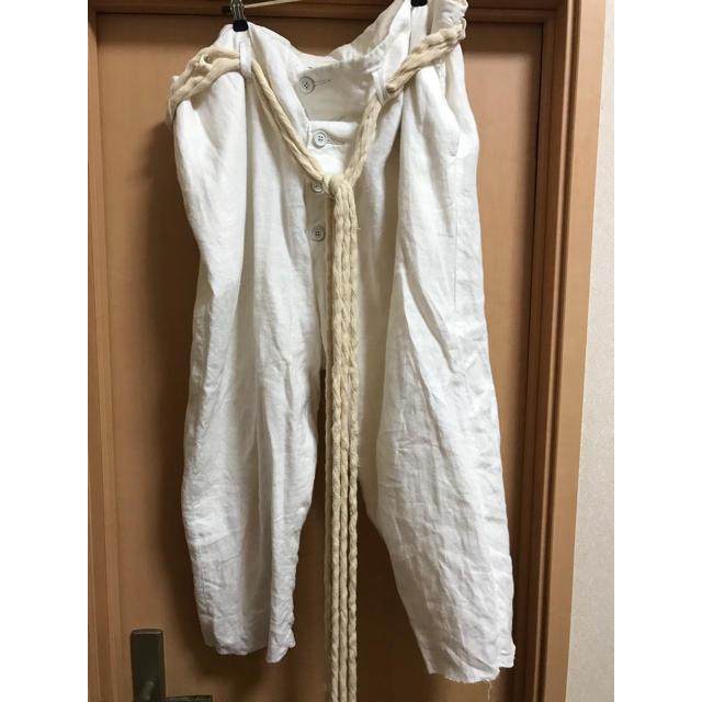 Paul Harnden(ポールハーデン)のELENA DAWSON パンツ  最終値下げ メンズのパンツ(サルエルパンツ)の商品写真