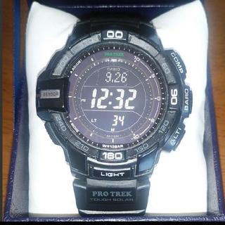 カシオ(CASIO)のCASIO プロトレック 腕時計(腕時計(デジタル))