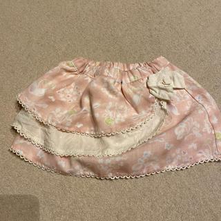 ビケットクラブ(Biquette Club)の新品 ビケットクラブ   スカート 80(スカート)
