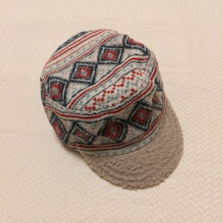 ミキハウス(mikihouse)のミキハウス 帽子 48㎝(帽子)