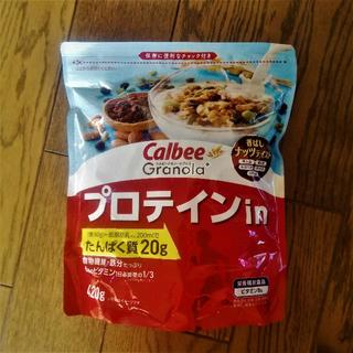 カルビー(カルビー)のカルビー グラノーラプラス プロテインin 420g ×7袋 (菓子/デザート)