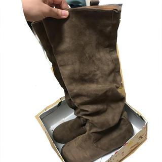 アールアンドイー(R&E)のロングブーツ(ブーツ)