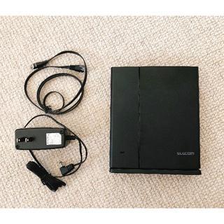 エレコム(ELECOM)のELECOM WIFI 簡単セットアップシート付 無線 周辺機器(PC周辺機器)