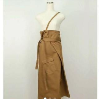 BEAUTY&YOUTH UNITED ARROWS - little suzie リトルスージー  2way  ラップスカート