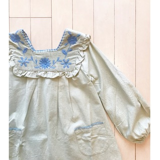 キャラメルベビー&チャイルド(Caramel baby&child )の新品✦1点のみ apolina JOSEPHINE DRESS(3-5Y)(ワンピース)