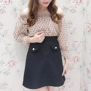 evelyn - 即購入OK♥evelyn エブリン 台形スカート