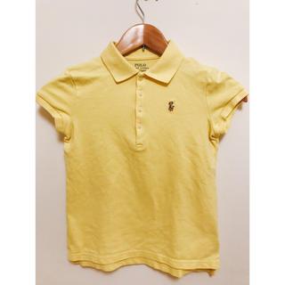 ポロラルフローレン(POLO RALPH LAUREN)のポロラルフローレン ポロシャツ ガールズ(Tシャツ/カットソー)