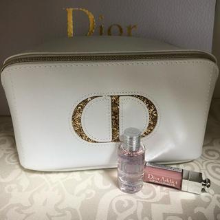 Dior - ディオール ポーチ&マキシマイザー JOYセット