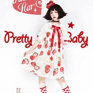 Angelic Pretty - いちご ジャンスカ