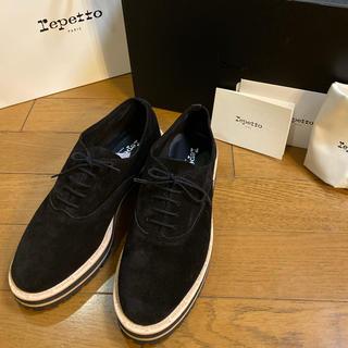 レペット(repetto)の新品Repettoレースアップシューズオックスフォードシューズレペット37(ローファー/革靴)