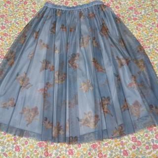 ジェーンマープル(JaneMarple)のジェーンマープル Holy angel チュチュスカート 新品(ひざ丈スカート)