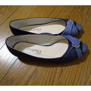 エレガンスヒミコ(elegance卑弥呼)のパンプス 紺色(ハイヒール/パンプス)